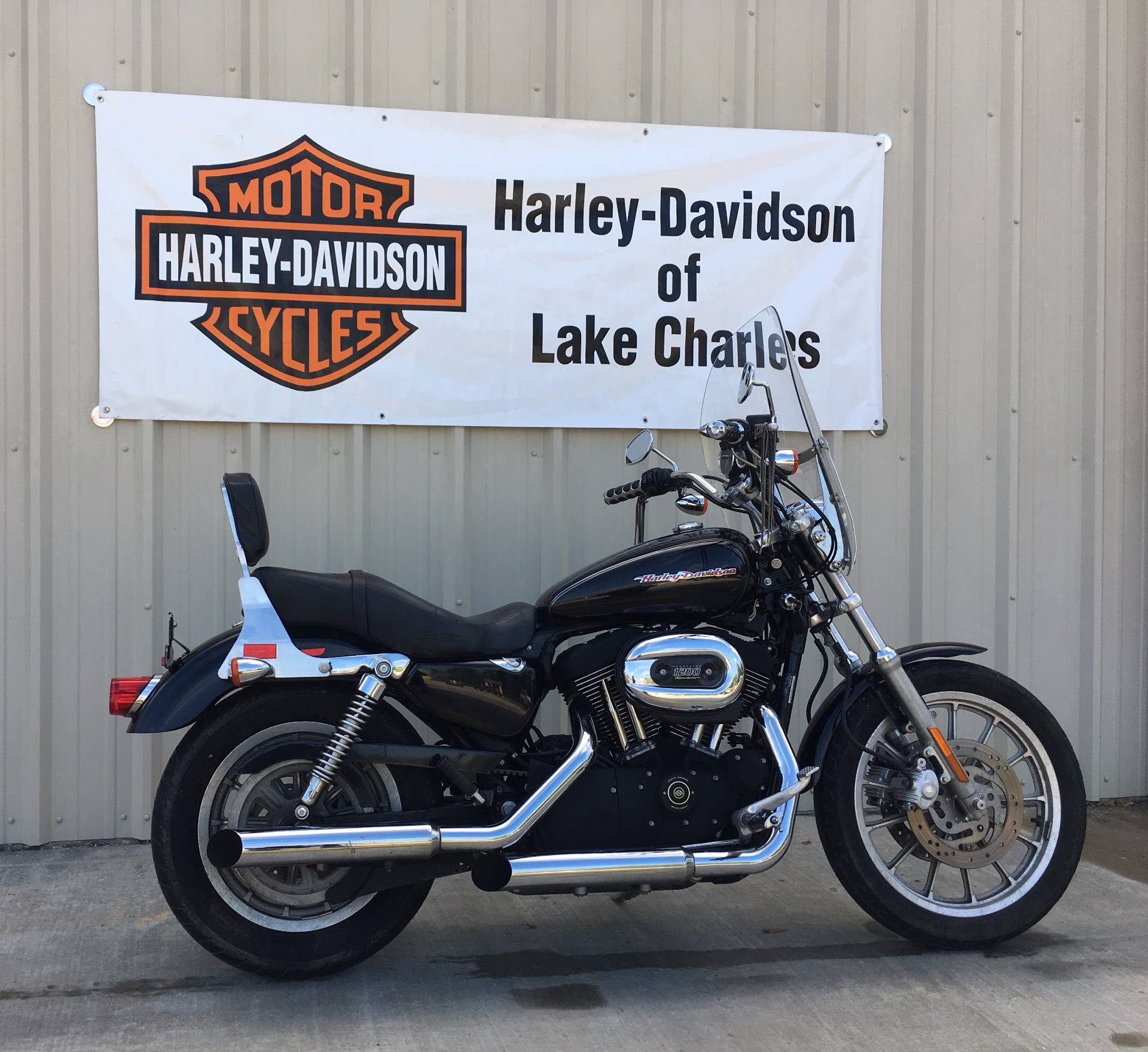 2006 Harley-Davidson Sportster® 1200 Roadster in Lake Charles, Louisiana