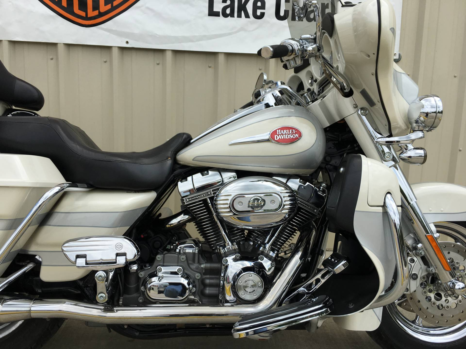 2008 Harley-Davidson CVO™ Screamin' Eagle® Ultra Classic® Electra Glide® in Lake Charles, Louisiana