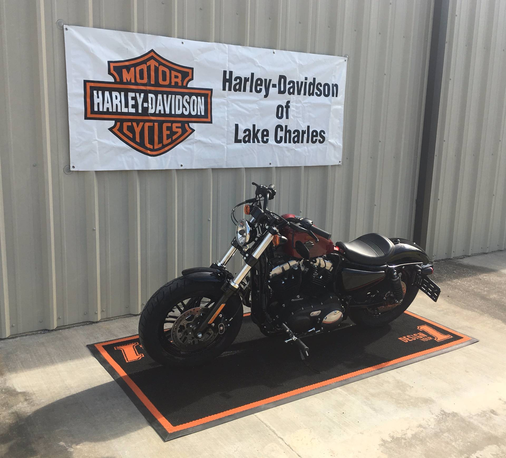 2016 Harley-Davidson Forty-Eight® in Lake Charles, Louisiana