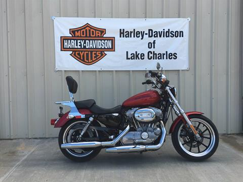 2012 Harley-Davidson Sportster® 883 SuperLow® in Lake Charles, Louisiana