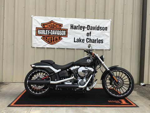 2017 Harley-Davidson Breakout® in Lake Charles, Louisiana