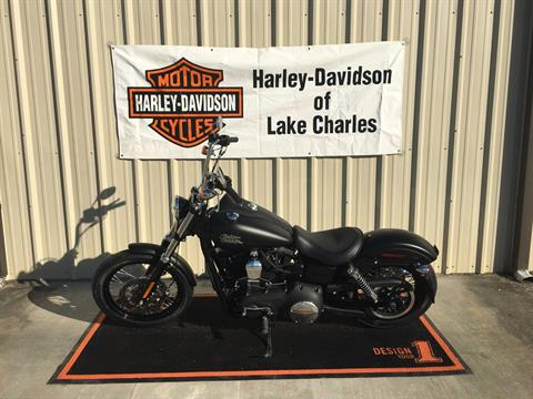 2016 Harley-Davidson Street Bob® in Lake Charles, Louisiana