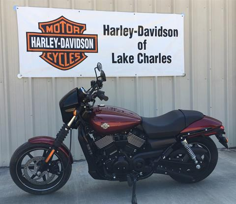 2016 Harley-Davidson Street® 750 in Lake Charles, Louisiana