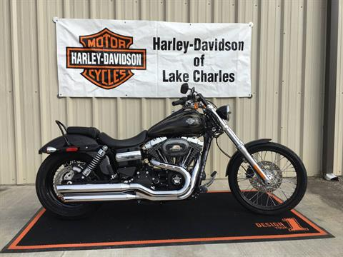 2016 Harley-Davidson Wide Glide® in Lake Charles, Louisiana