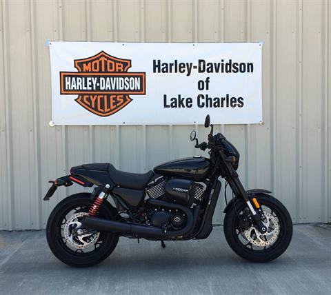 2017 Harley-Davidson Street™ Rod in Lake Charles, Louisiana