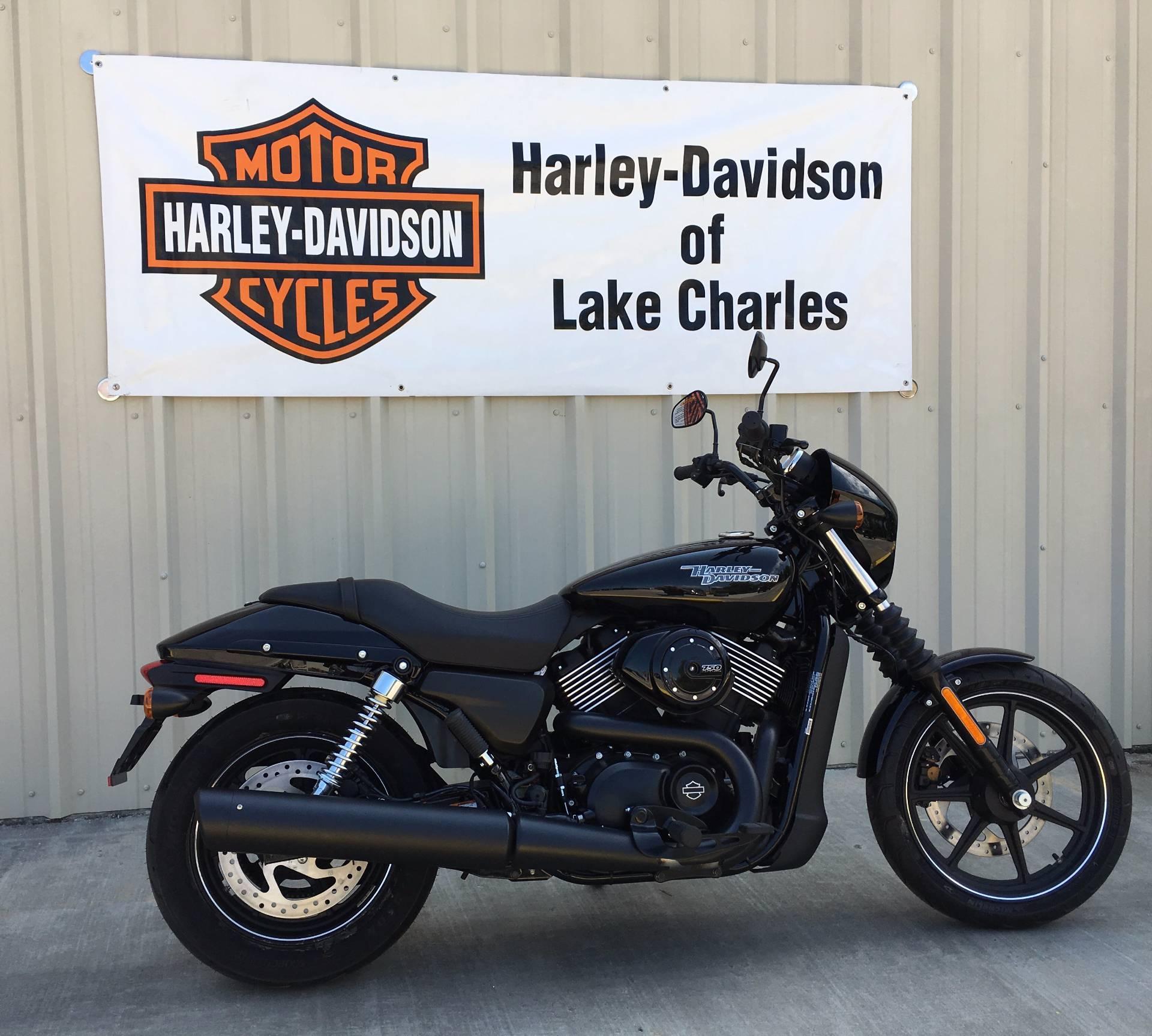 2017 Harley Davidson Street 750 In Lake Charles Louisiana Photo 3