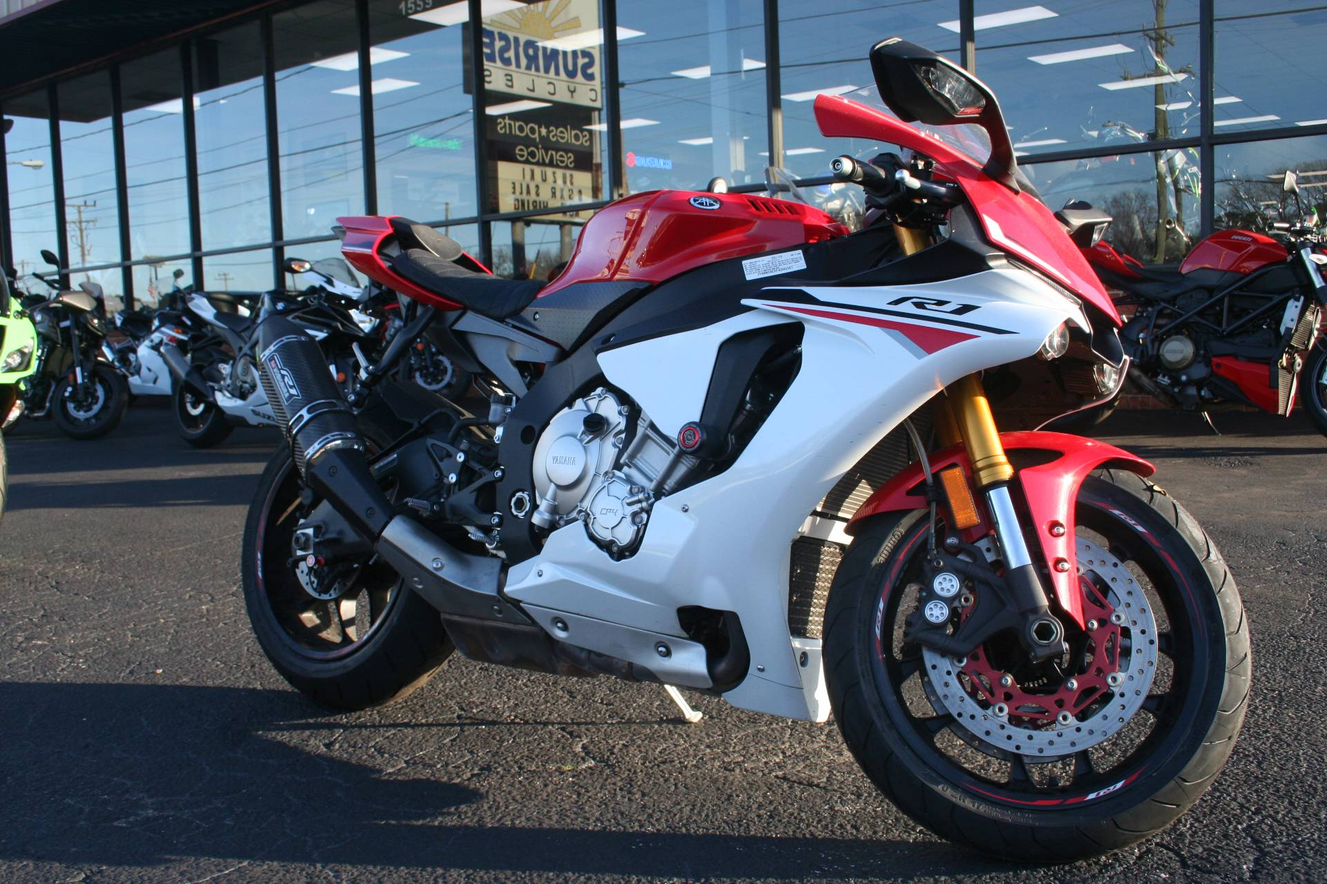 2015 Yamaha YZF-R1 in Norfolk, Virginia - Photo 1