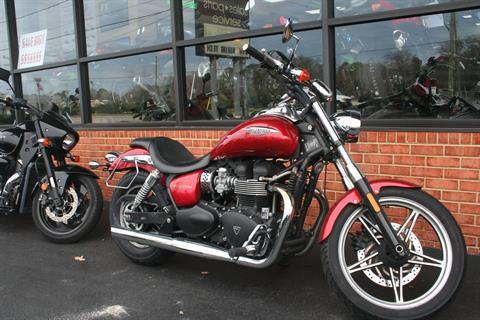 2012 Triumph Speedmaster in Norfolk, Virginia - Photo 1