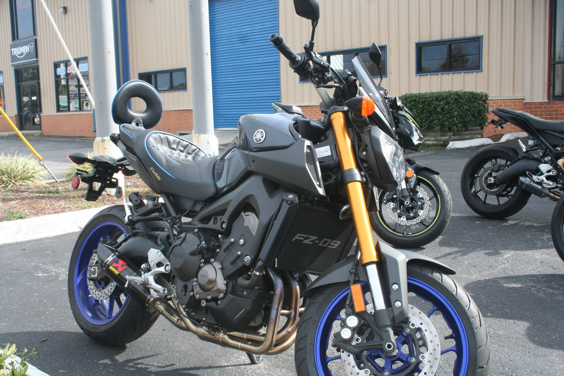 2014 Yamaha FZ-09 in Norfolk, Virginia - Photo 1