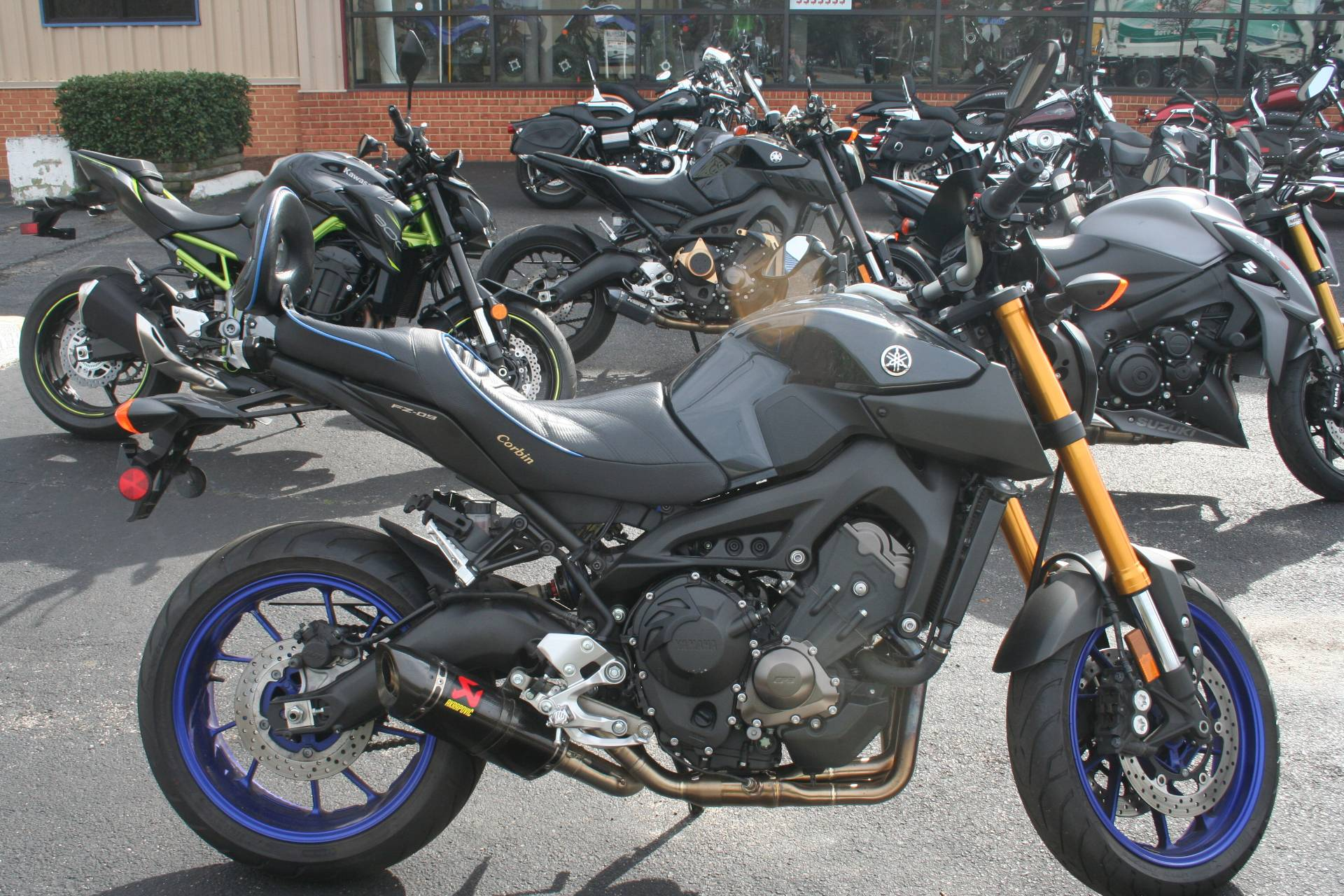 2014 Yamaha FZ-09 in Norfolk, Virginia - Photo 3