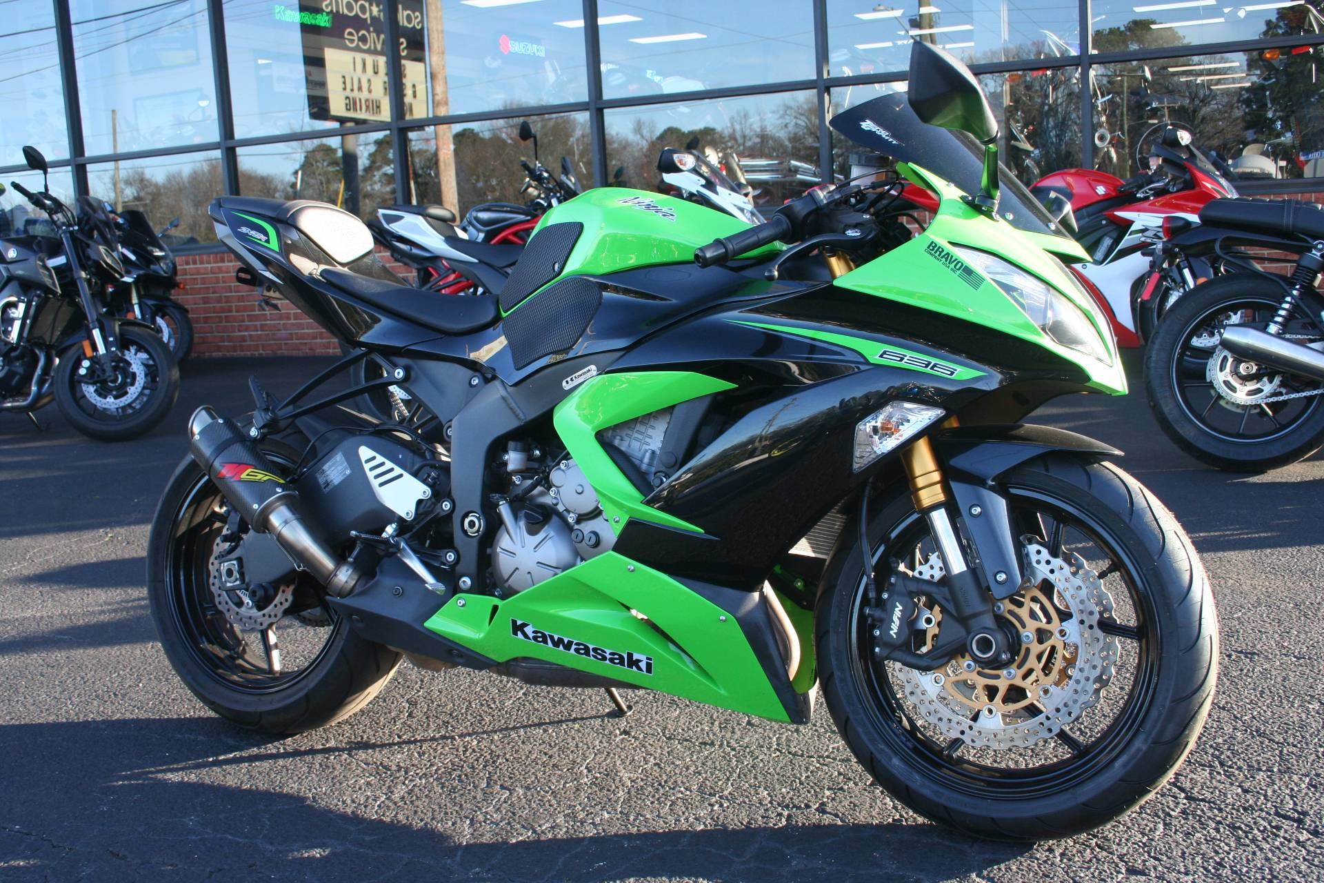 2013 Kawasaki Ninja® ZX™-6R in Norfolk, Virginia - Photo 1
