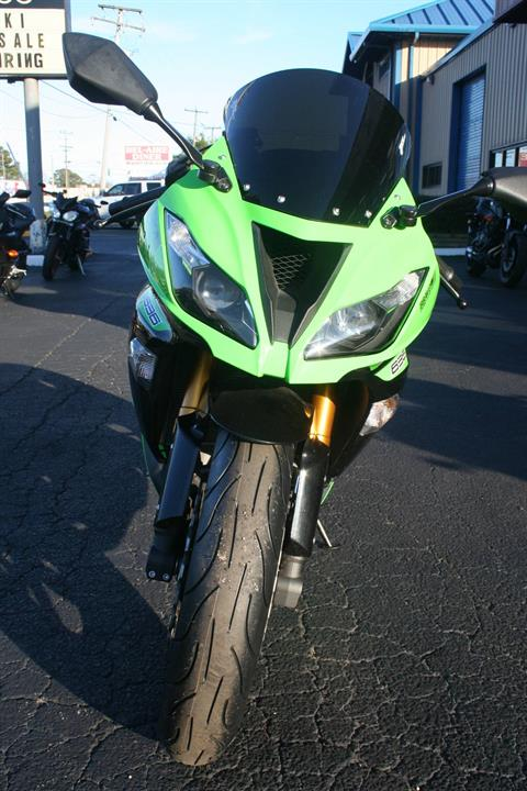 2013 Kawasaki Ninja® ZX™-6R in Norfolk, Virginia - Photo 2