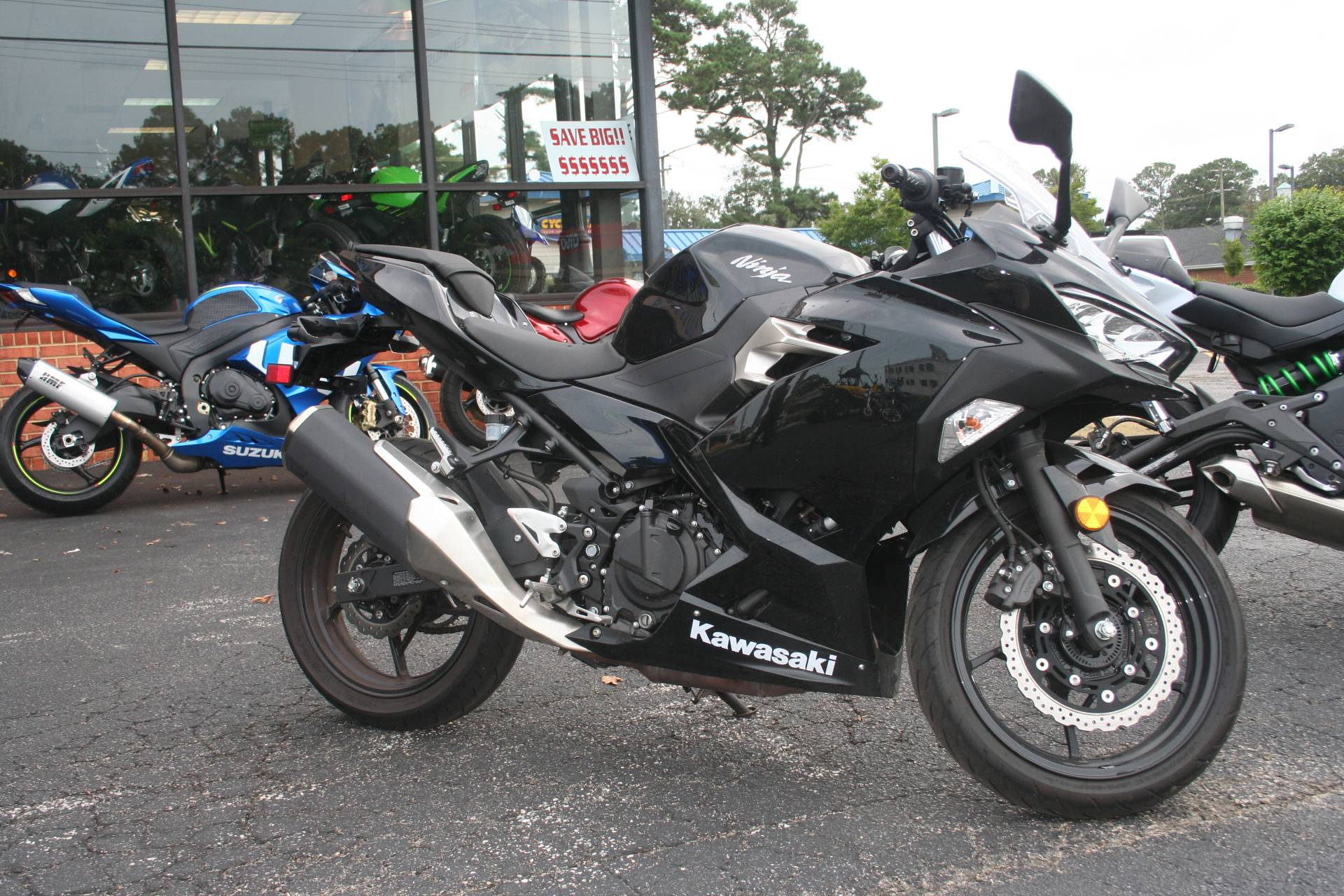 2018 Kawasaki Ninja 400 ABS in Norfolk, Virginia - Photo 1