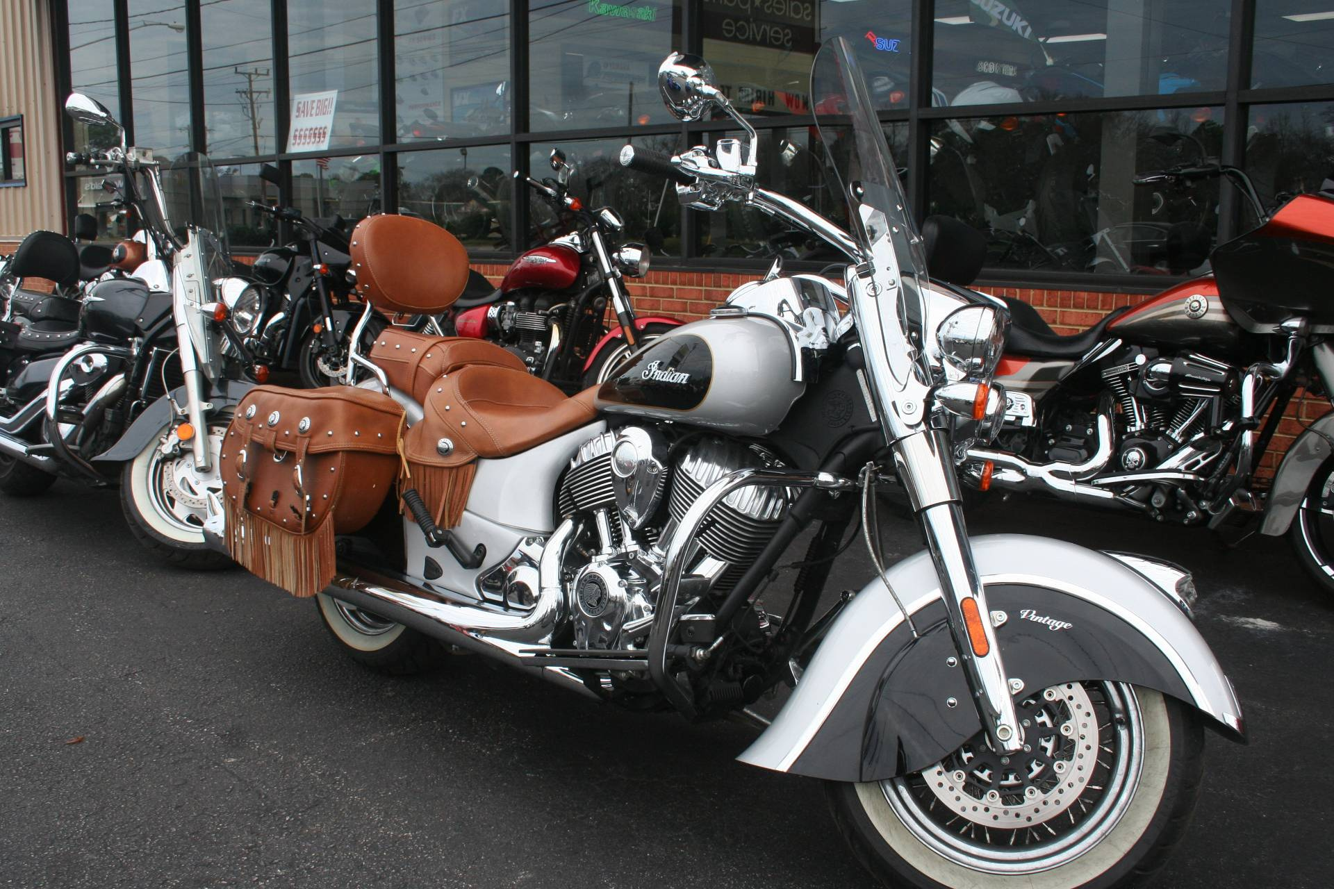 2016 Indian Chief® Vintage in Norfolk, Virginia - Photo 3