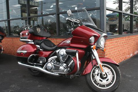 2010 Kawasaki Vulcan® 1700 Voyager® in Norfolk, Virginia - Photo 1