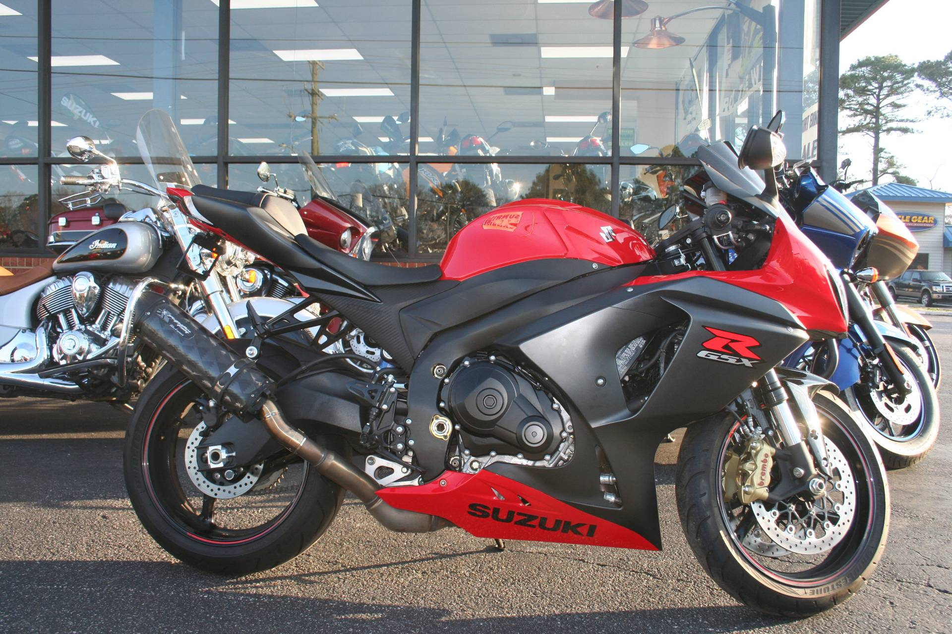 2015 Suzuki GSX-R1000 in Norfolk, Virginia - Photo 1