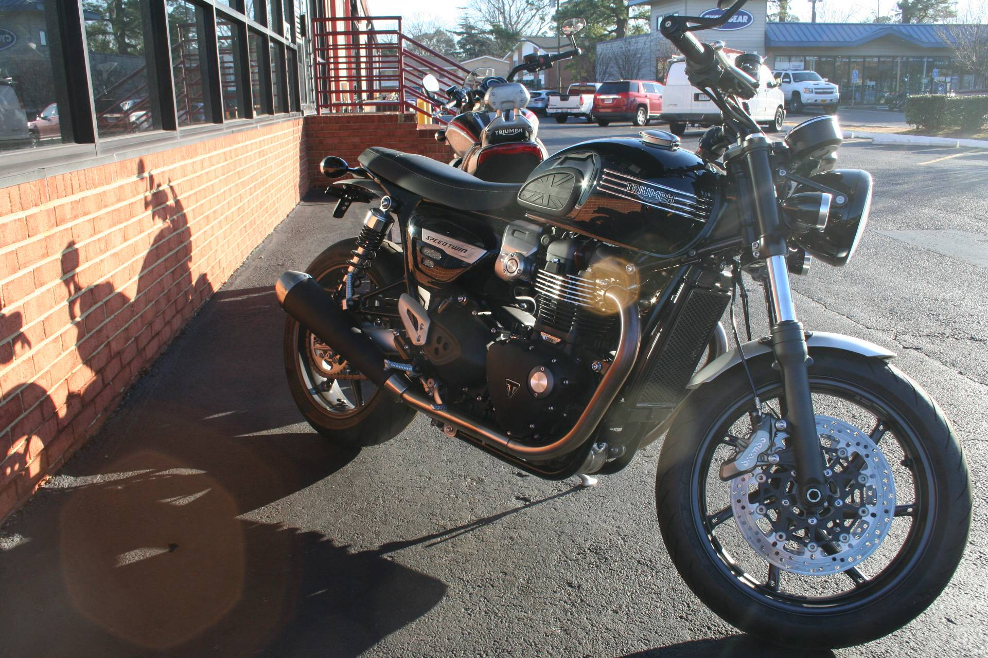 2019 Triumph Speed Twin in Norfolk, Virginia - Photo 2