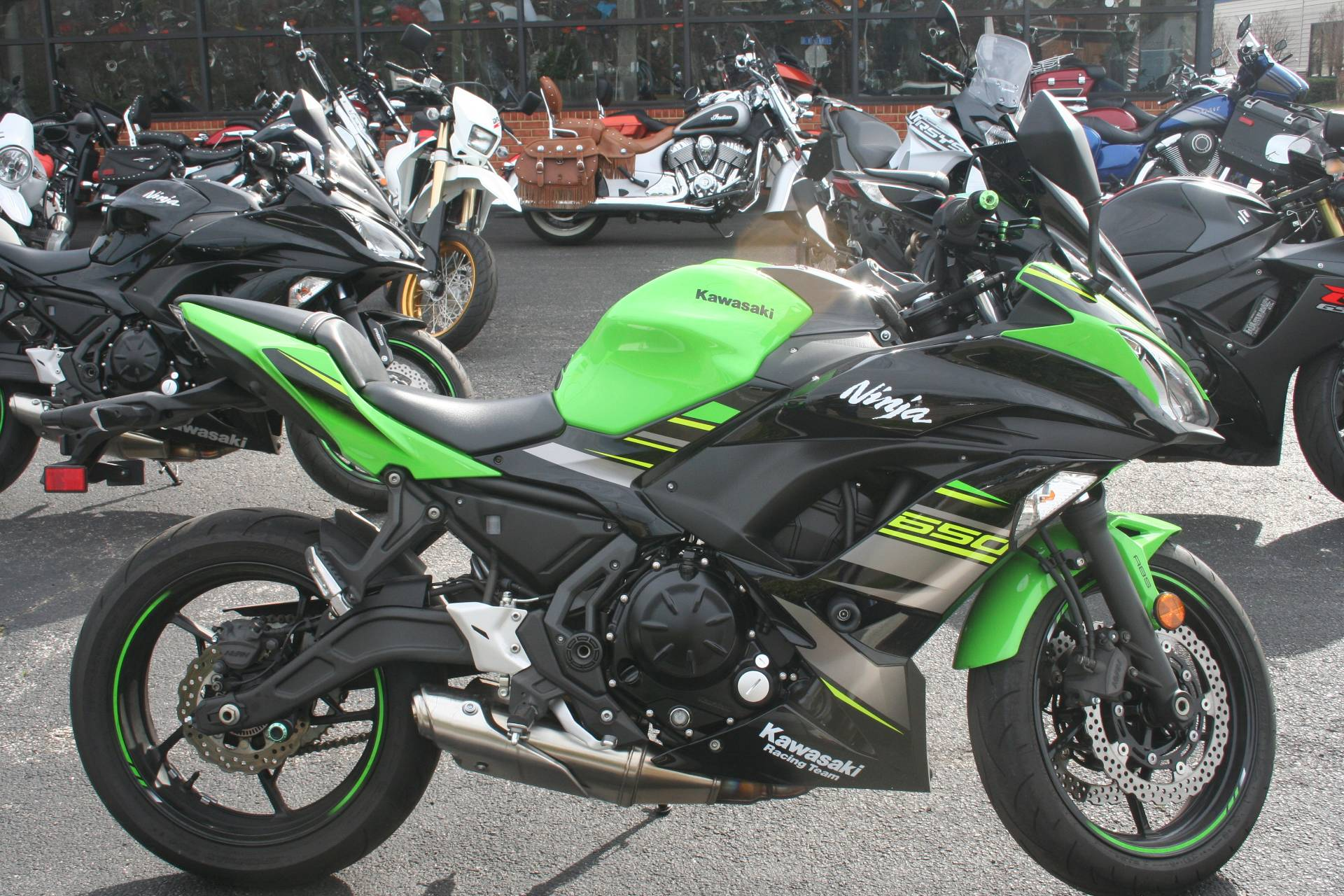2019 Kawasaki Ninja 650 ABS in Norfolk, Virginia - Photo 3