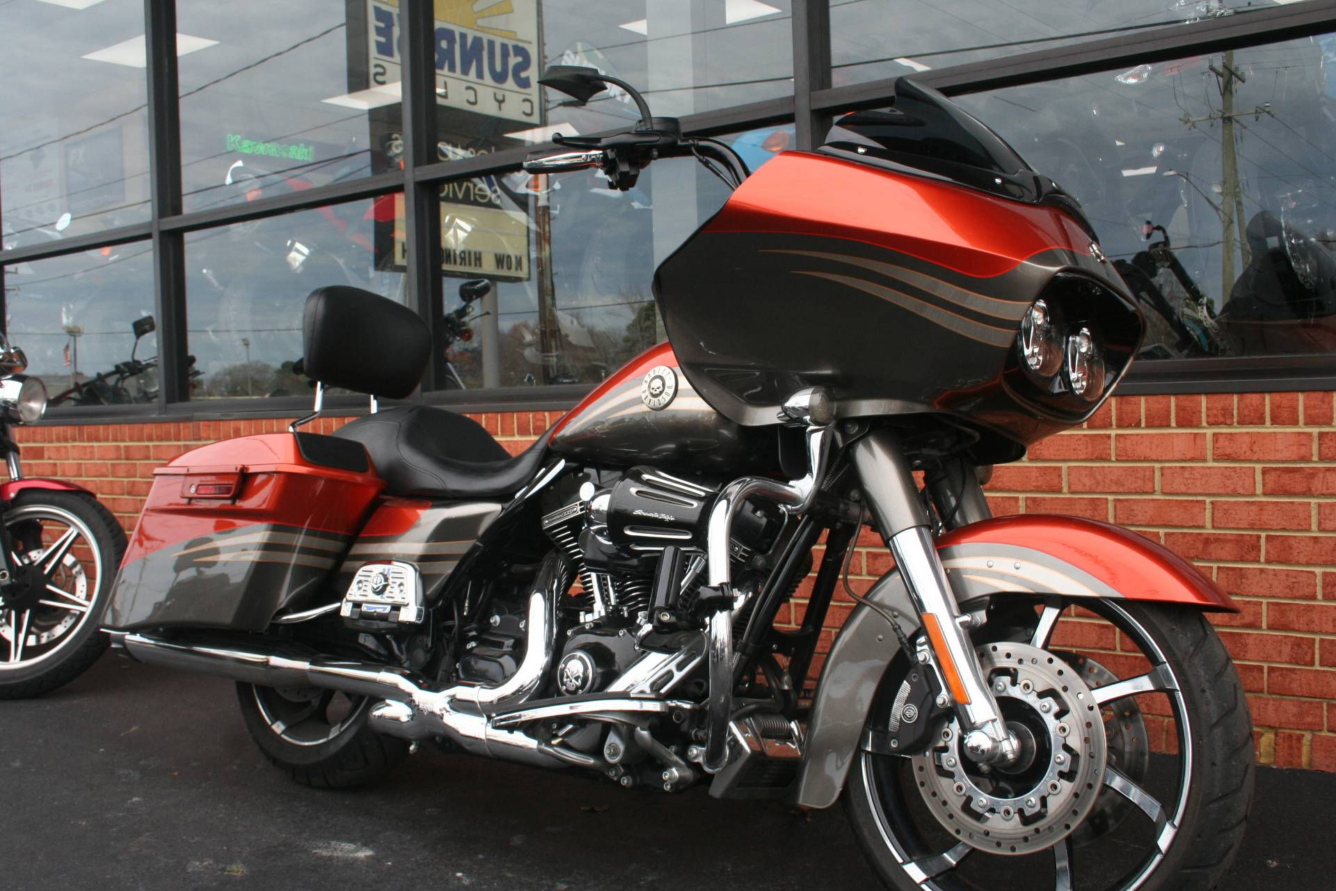 2013 Harley-Davidson CVO™ Road Glide® Custom in Norfolk, Virginia - Photo 3