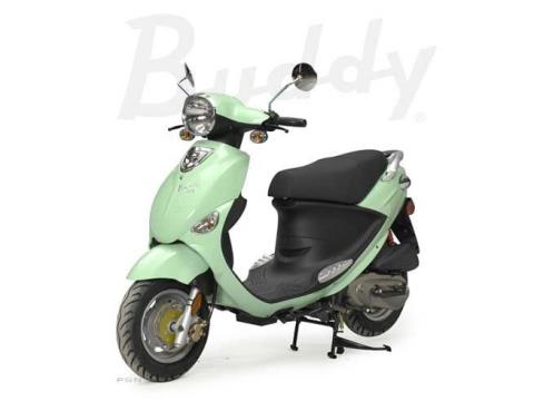2013 Genuine Scooters Buddy 50 in Norfolk, Virginia