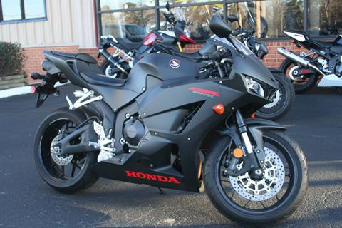 2019 Honda CBR600RR ABS in Norfolk, Virginia - Photo 1