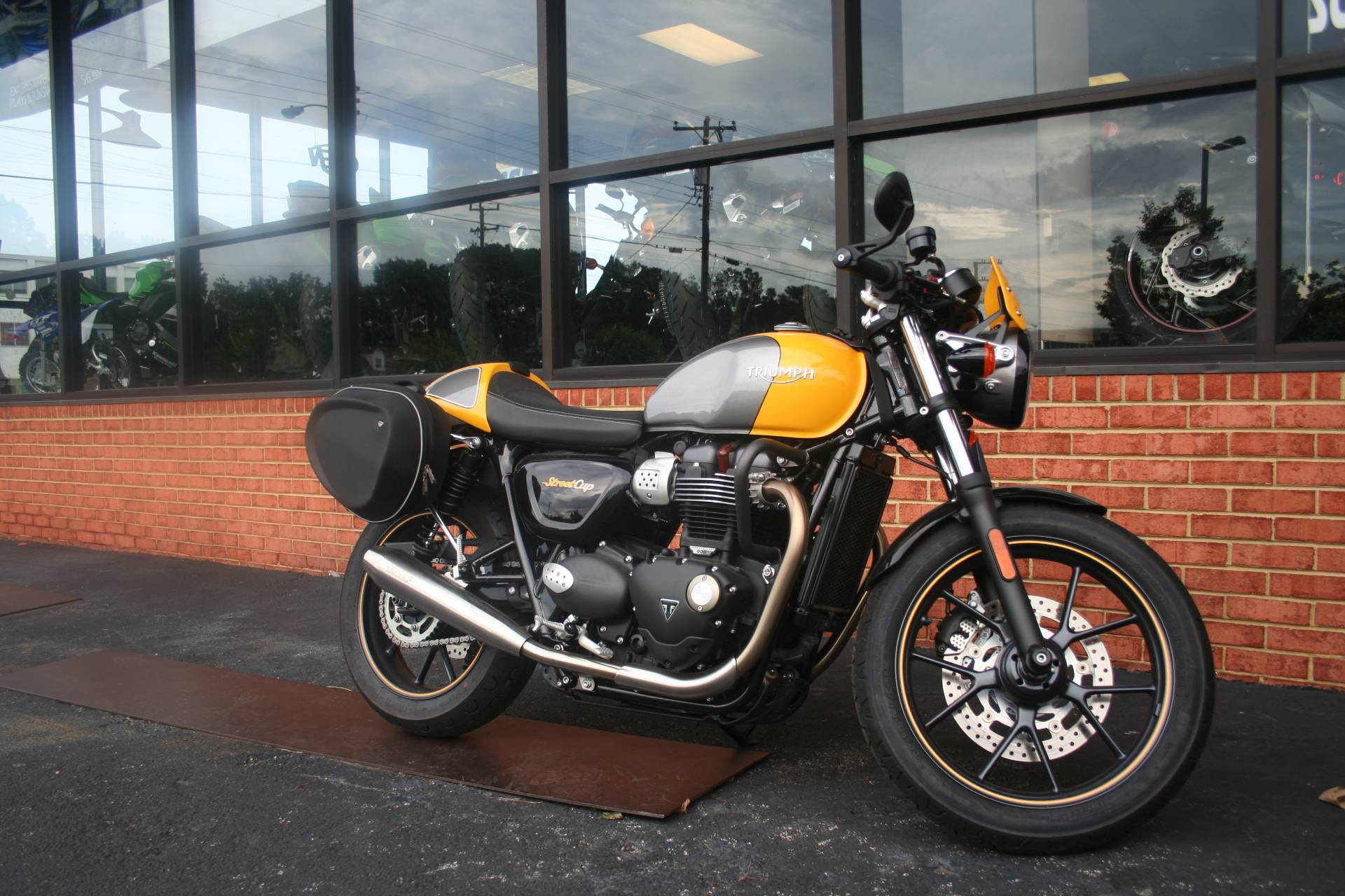 Used 2017 Triumph Street Cup Motorcycles For Sale In Norfolk Va