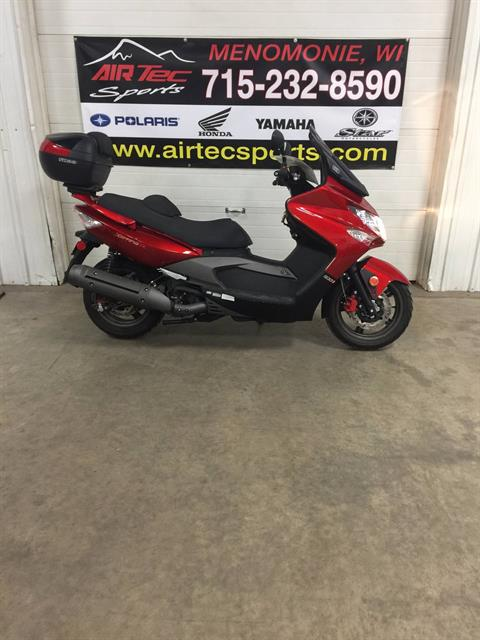 2010 Kymco Xciting 500Ri in Menomonie, Wisconsin