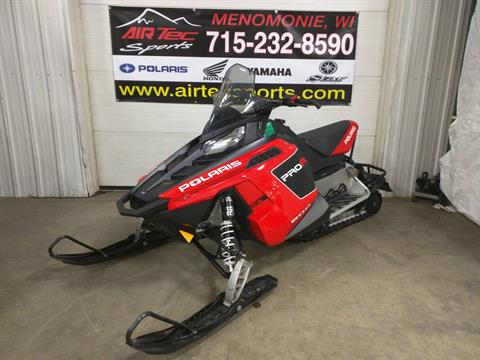 2011 Polaris 800 Rush PRO-R ES in Menomonie, Wisconsin