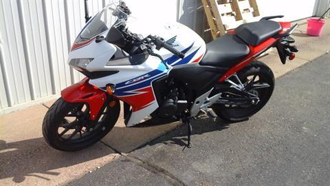 2014 Honda CBR®500R in Menomonie, Wisconsin