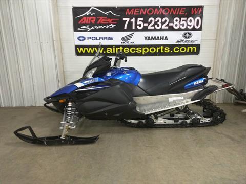 2012 Yamaha Apex® XTX in Menomonie, Wisconsin