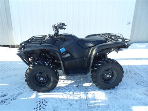 2013 Yamaha Grizzly 700 FI Auto. 4x4 EPS Special Edition in Rice Lake, Wisconsin
