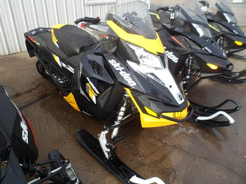 2017 Ski-Doo MXZ Blizzard 600 H.O. E-TEC in Rice Lake, Wisconsin