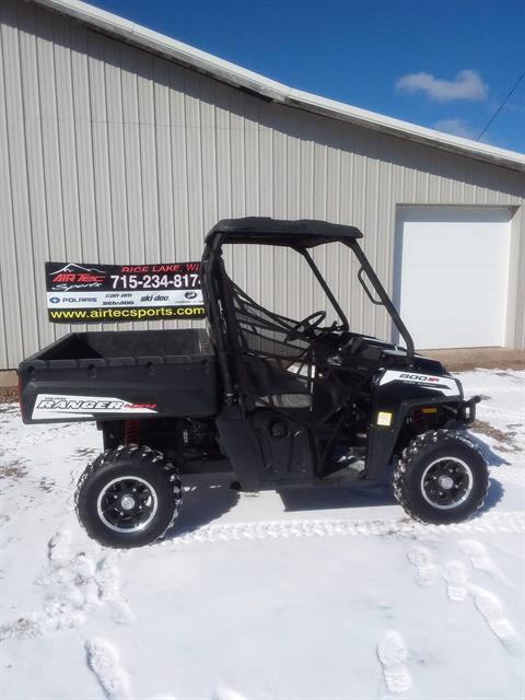 2013 Polaris Ranger® 800 EPS LE in Rice Lake, Wisconsin