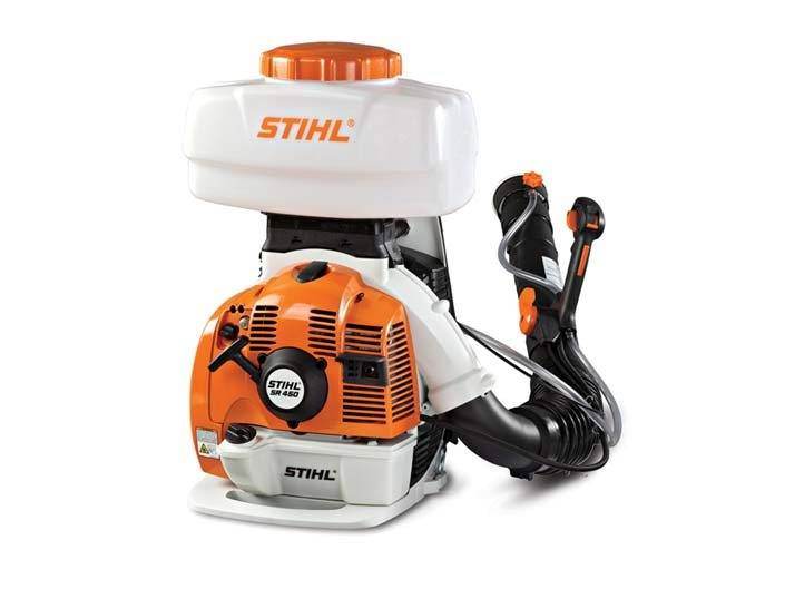 2015 Stihl SR 450 Backpack Blower and Sprayer in Sparks, Nevada