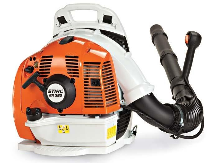 2015 Stihl BR 350 Homeowner Backpack Blower in Sparks, Nevada