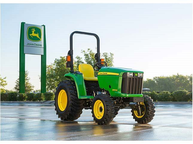 2015 John Deere 3032E in Sparks, Nevada