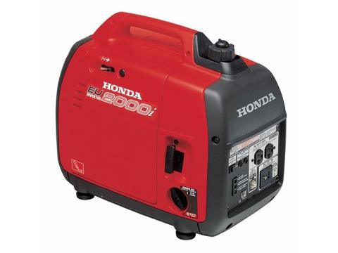 2015 Honda Power Equipment EU2000i in Sparks, Nevada