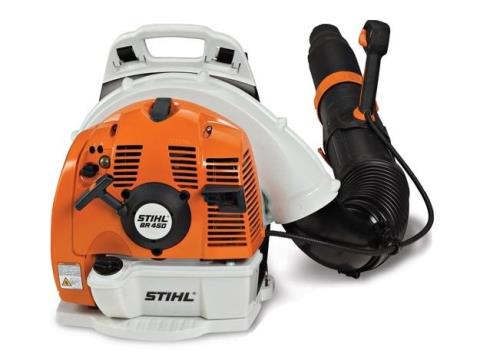 2015 Stihl BR 450 Professional Backpack Blower in Sparks, Nevada