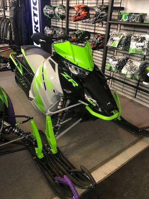 2018 Arctic Cat S2018ZRHRRUSG in Tully, New York