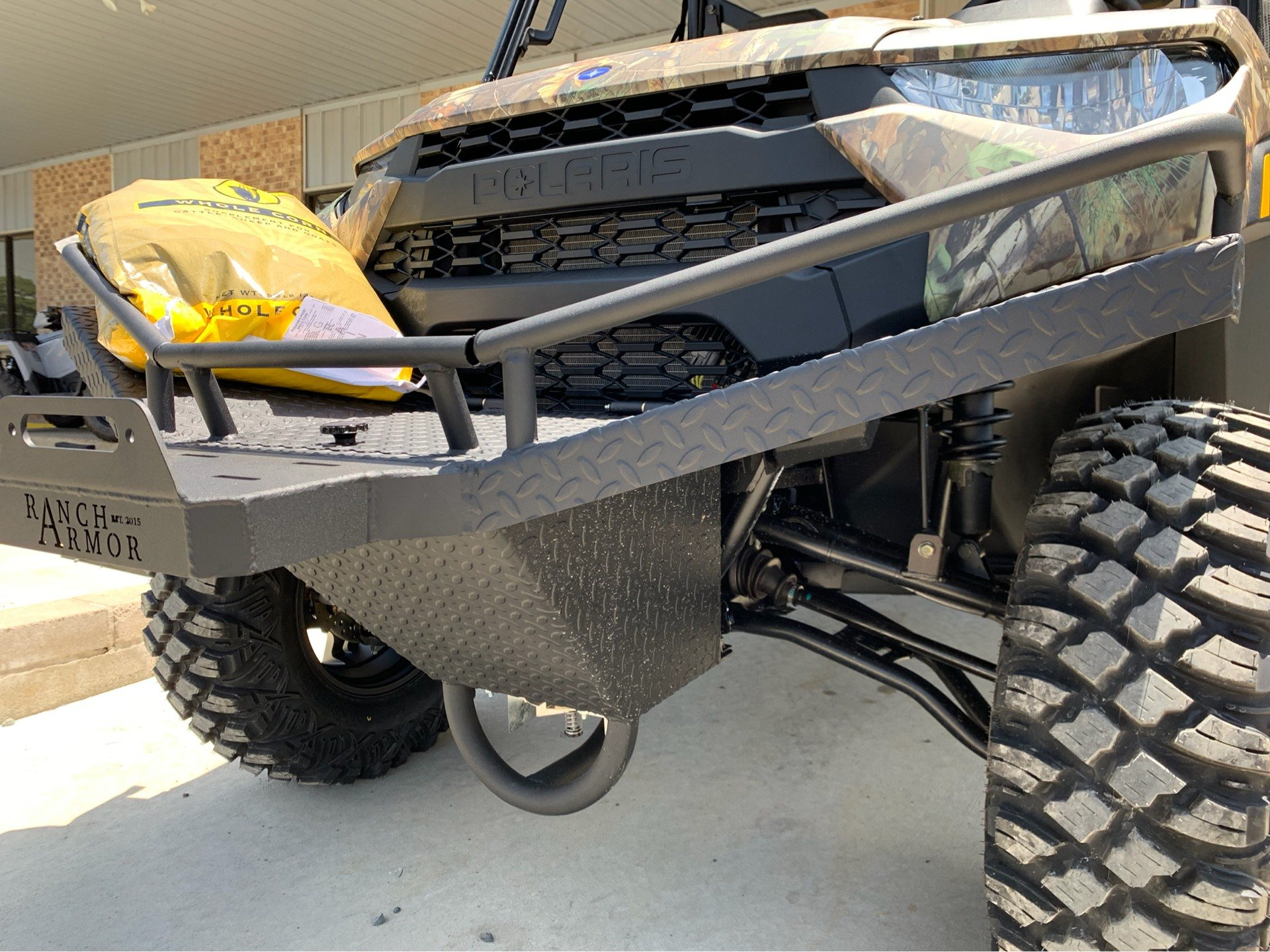 2019 Polaris Ranger XP 1000 EPS Premium in Marshall, Texas - Photo 6