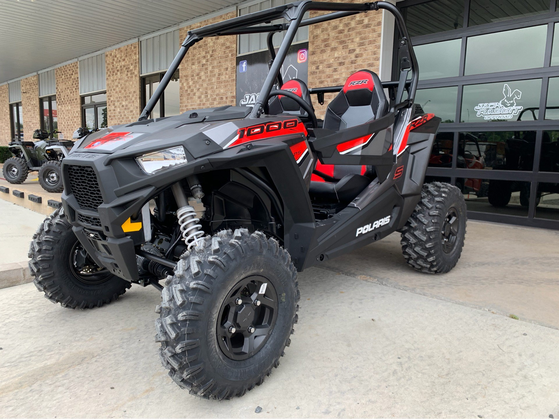 2019 Polaris RZR S 1000 EPS in Marshall, Texas - Photo 1