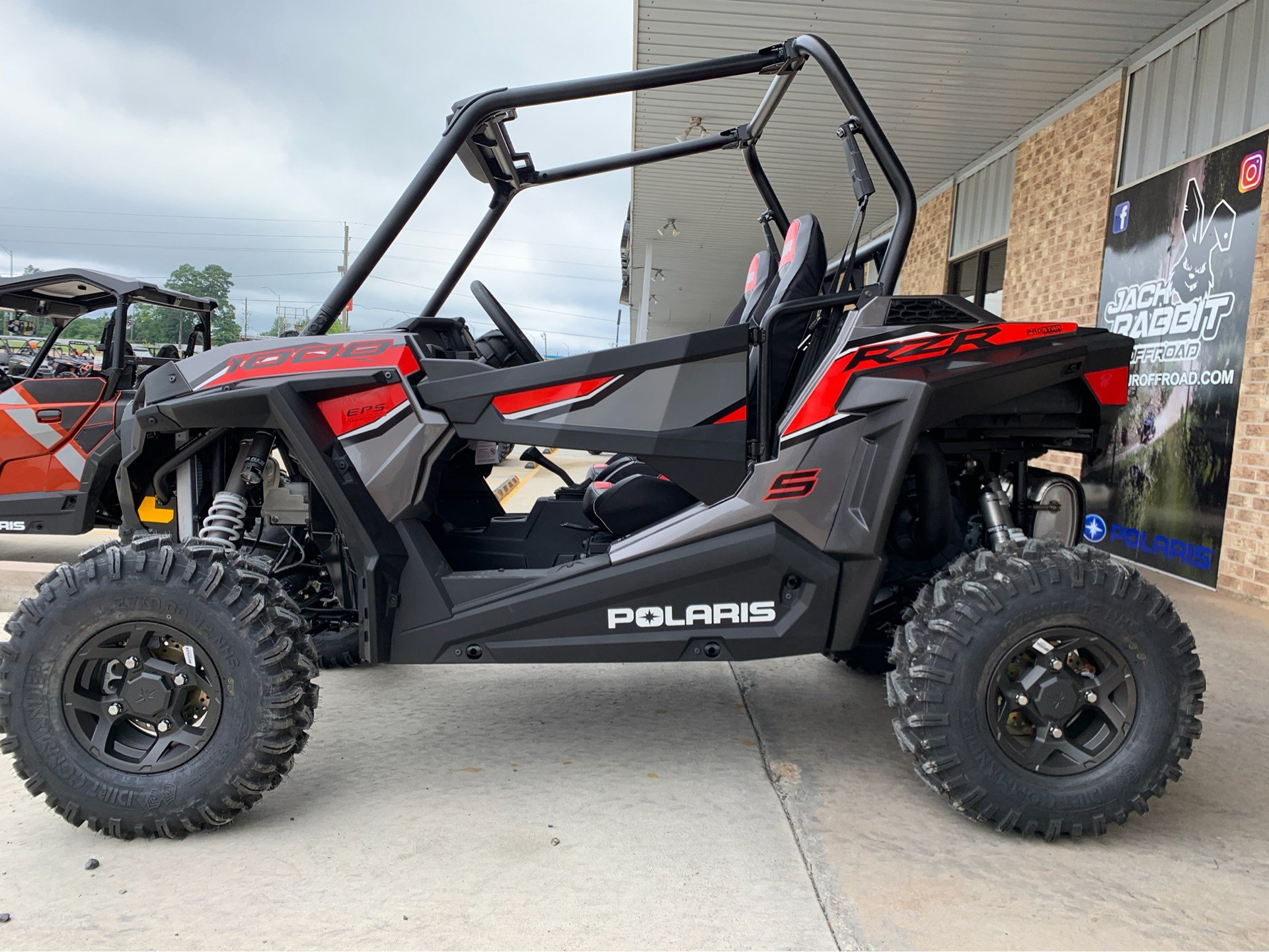 2019 Polaris RZR S 1000 EPS in Marshall, Texas - Photo 2