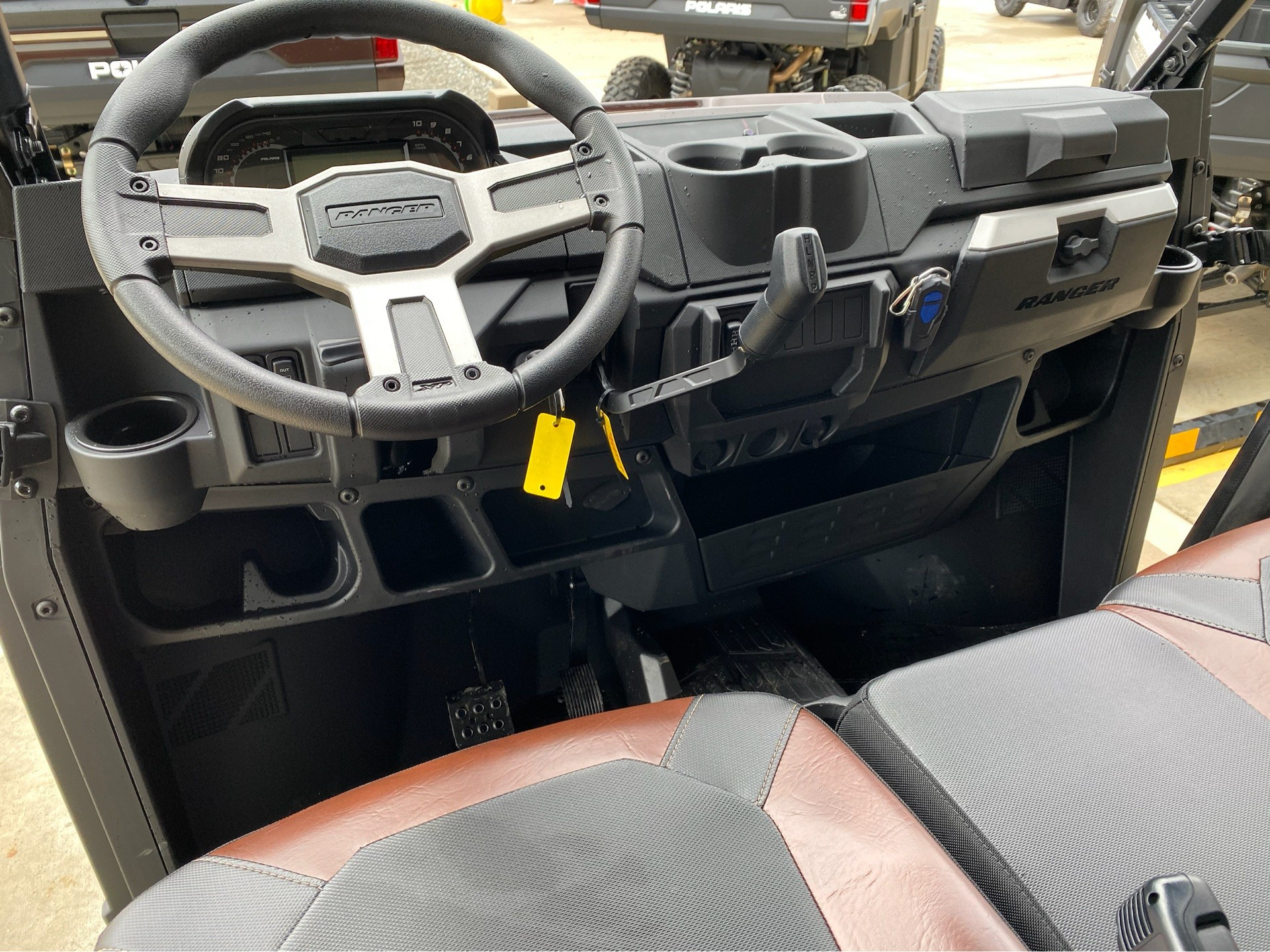 2020 Polaris Ranger XP 1000 Texas Edition in Marshall, Texas - Photo 5