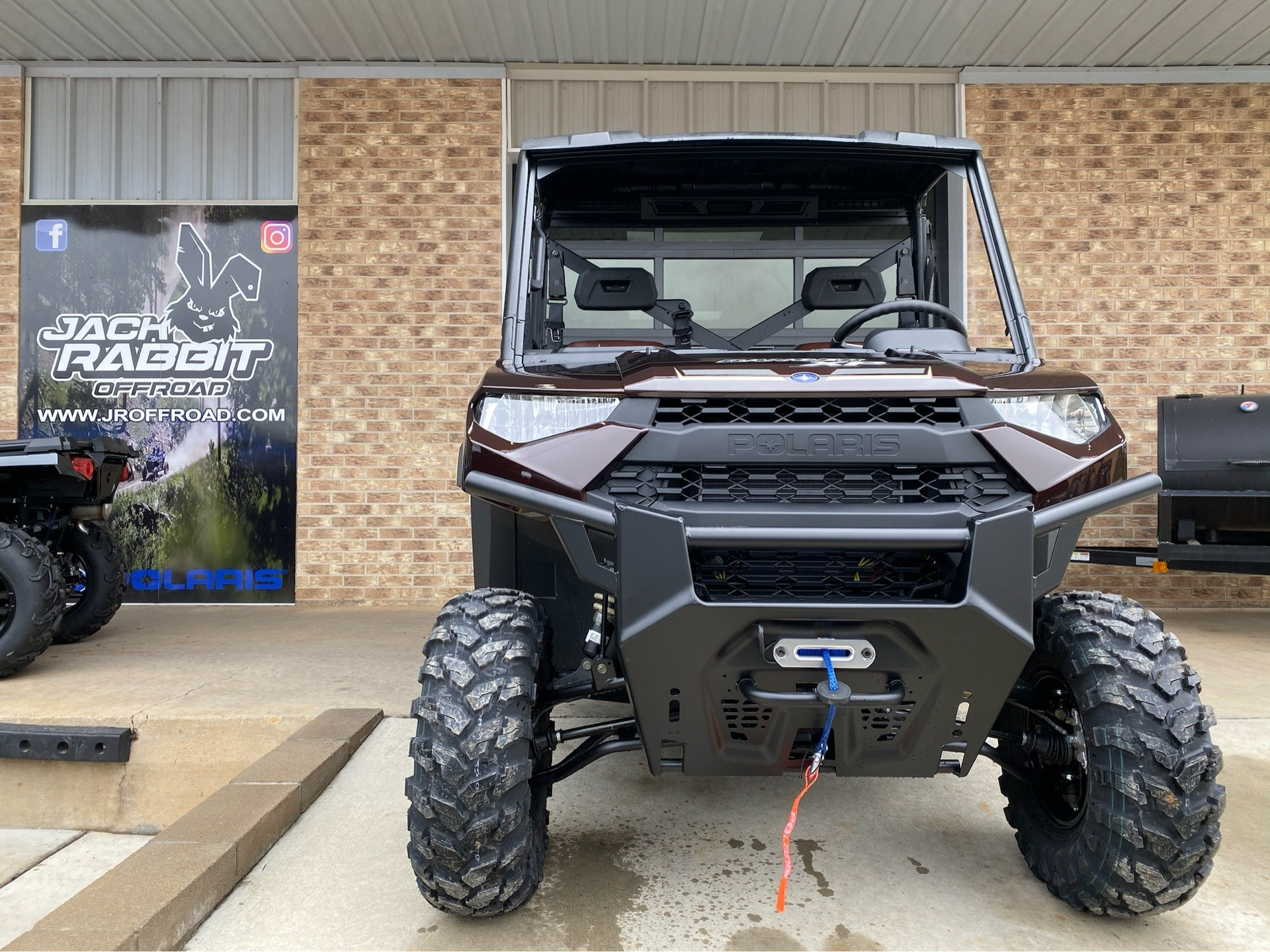2020 Polaris Ranger XP 1000 Texas Edition in Marshall, Texas - Photo 9