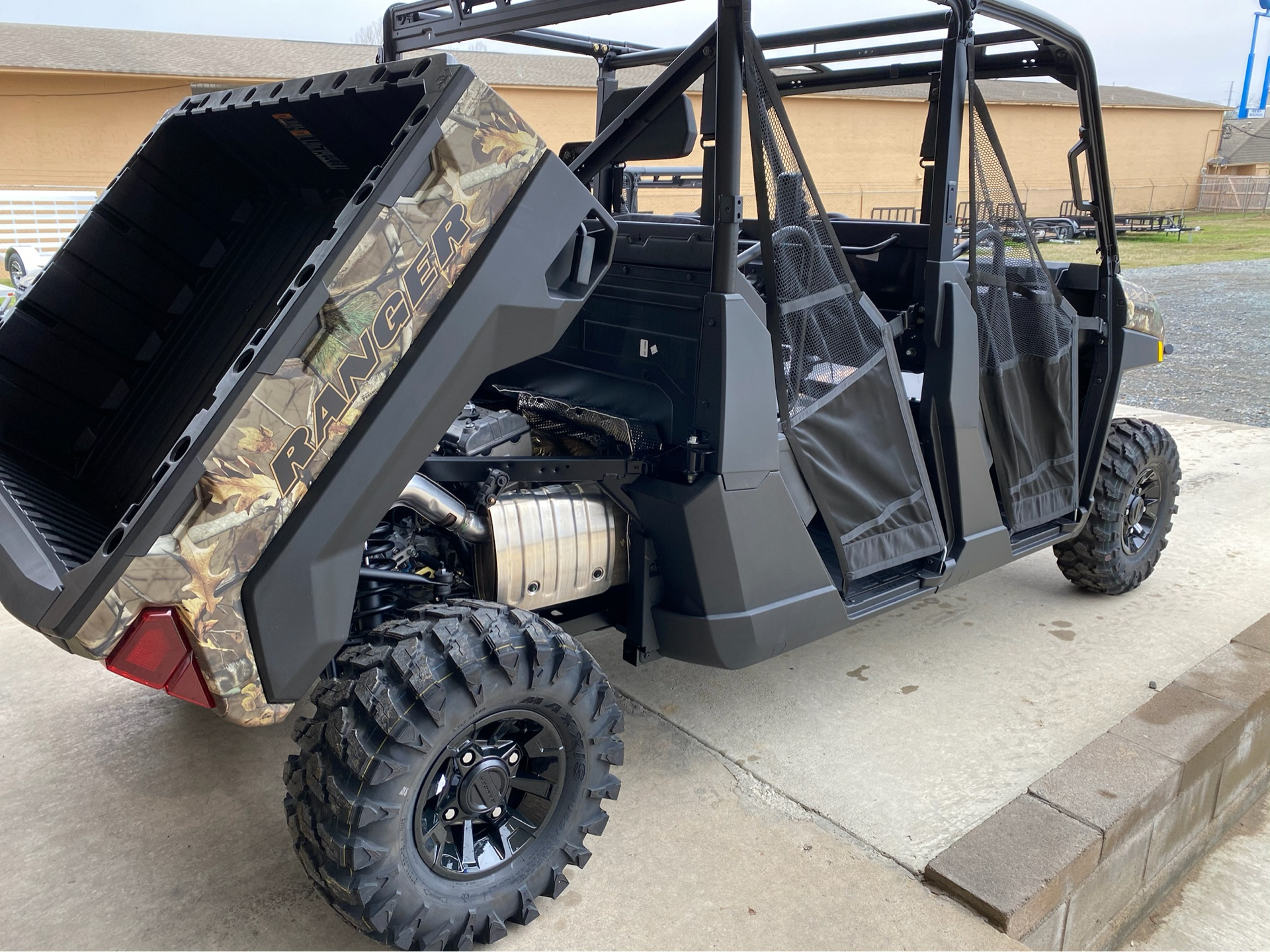 2020 Polaris Ranger Crew XP 1000 Premium in Marshall, Texas - Photo 6