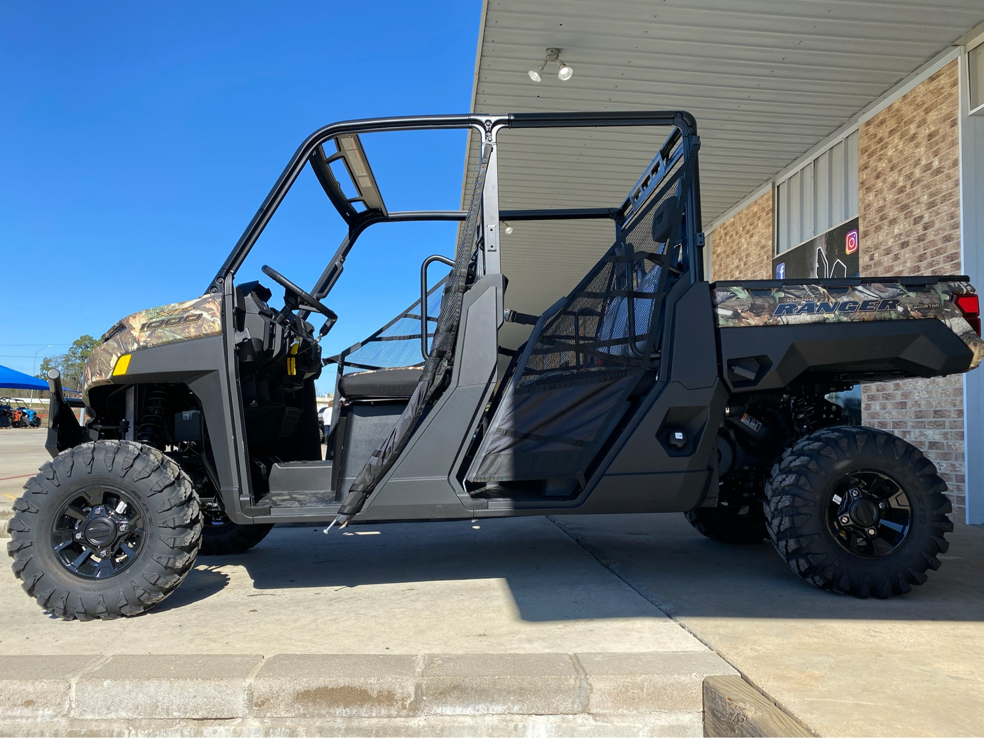 2020 Polaris Ranger Crew XP 1000 Premium in Marshall, Texas - Photo 2