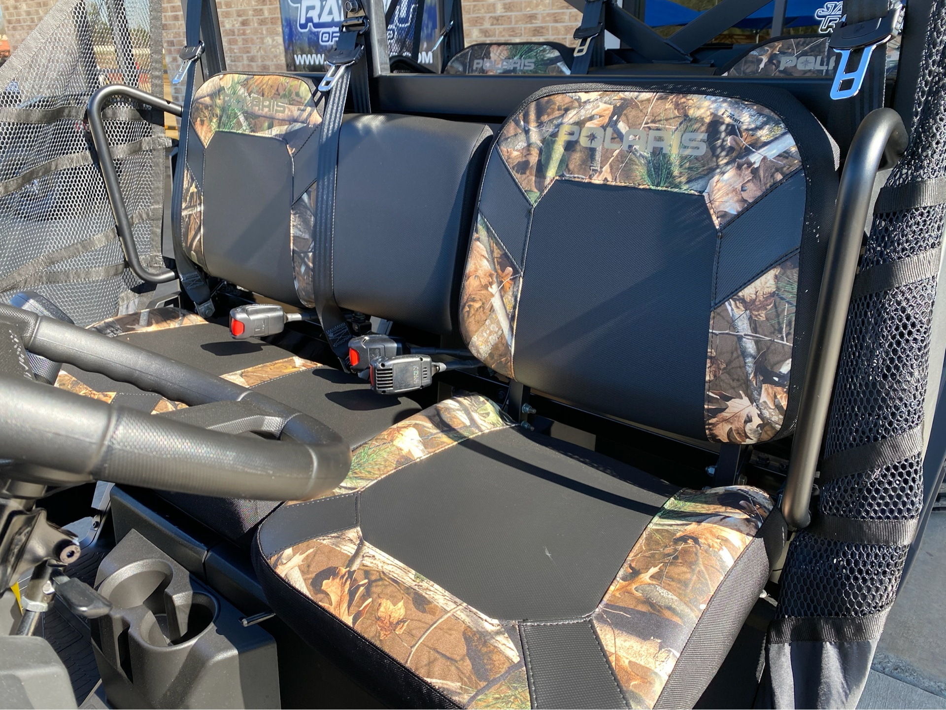 2020 Polaris Ranger Crew XP 1000 Premium in Marshall, Texas - Photo 4