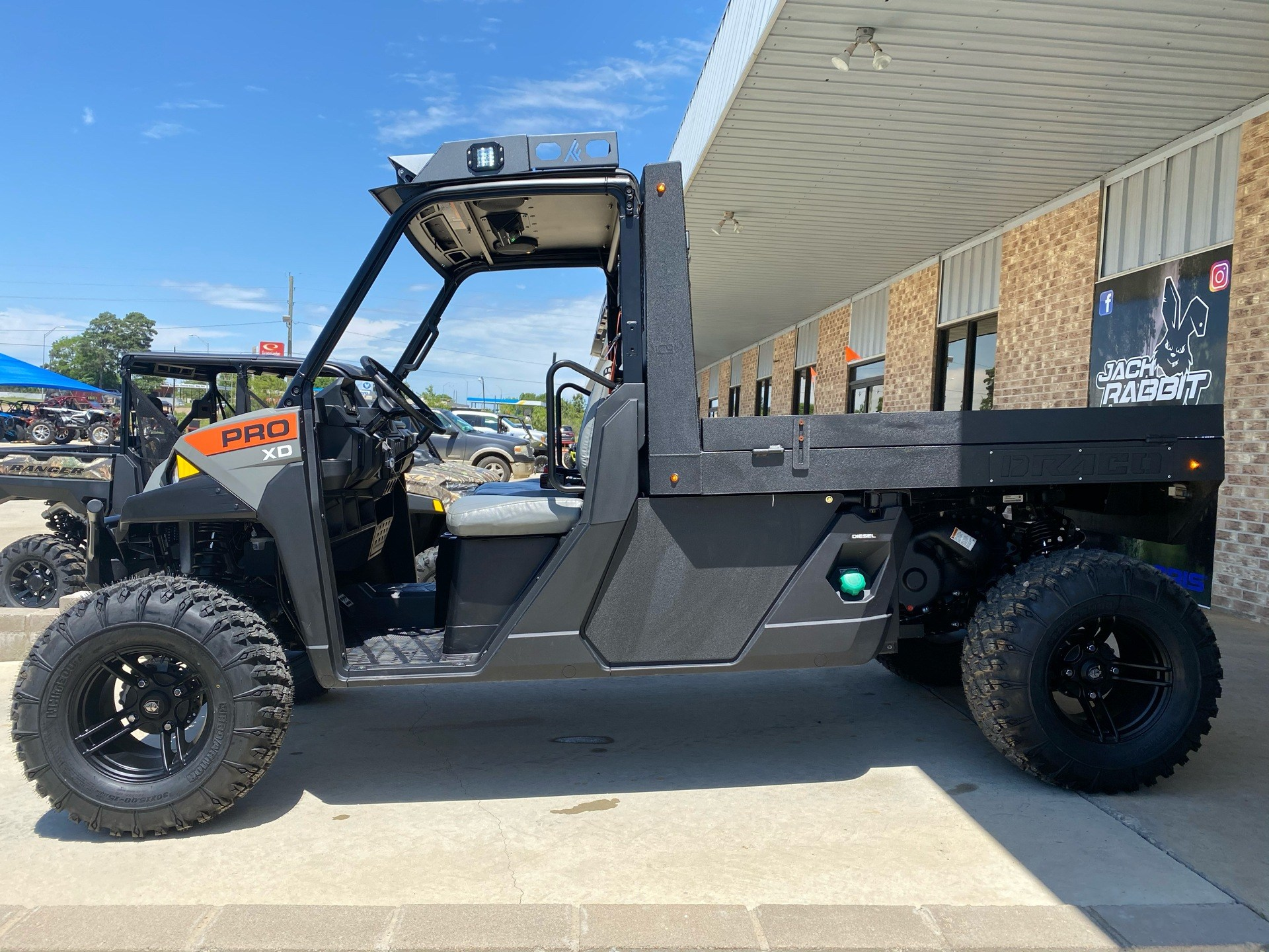 2019 Pro XD PRO XD 4000D AWD in Marshall, Texas - Photo 2