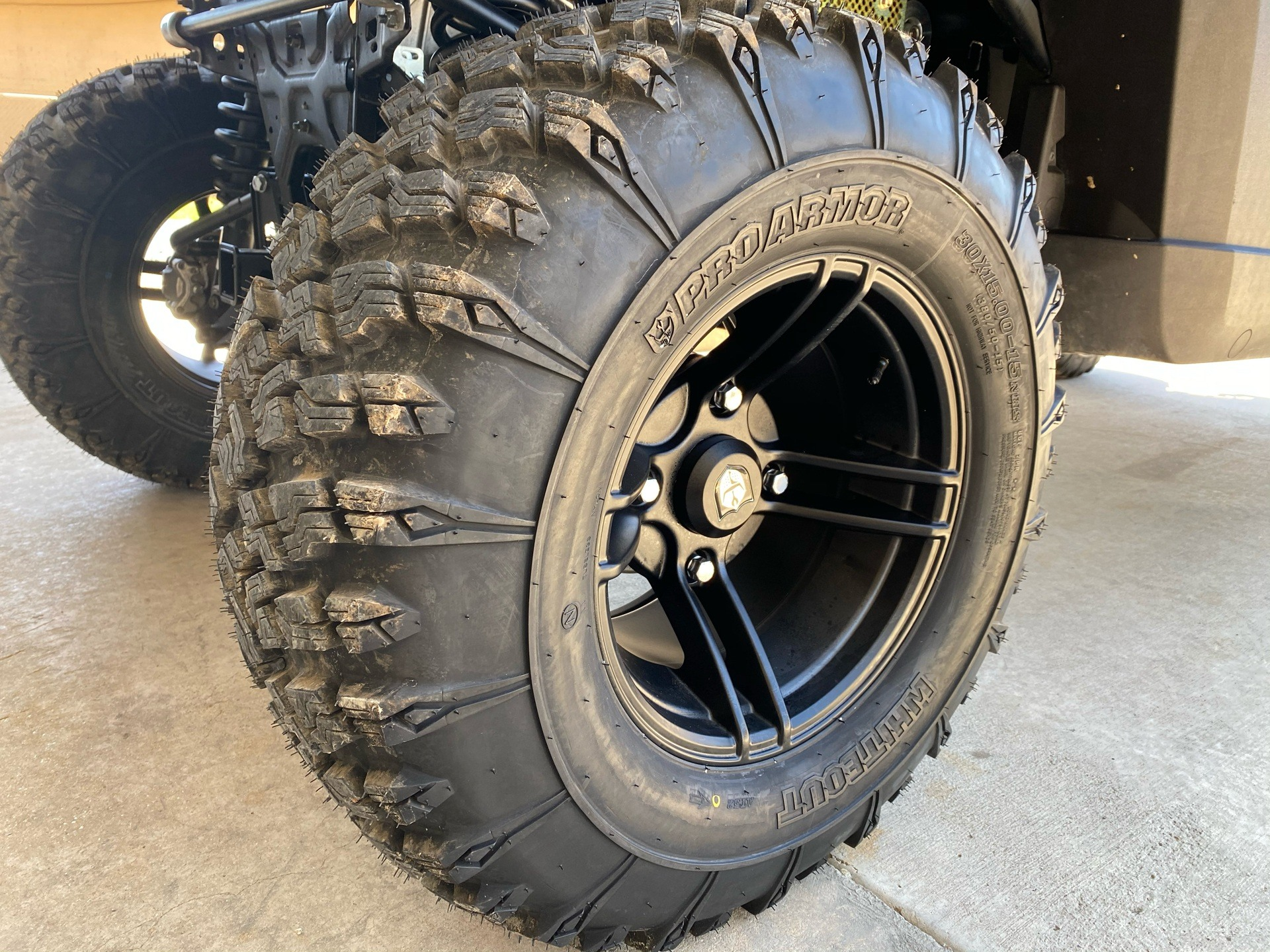 2019 Pro XD PRO XD 4000D AWD in Marshall, Texas - Photo 11