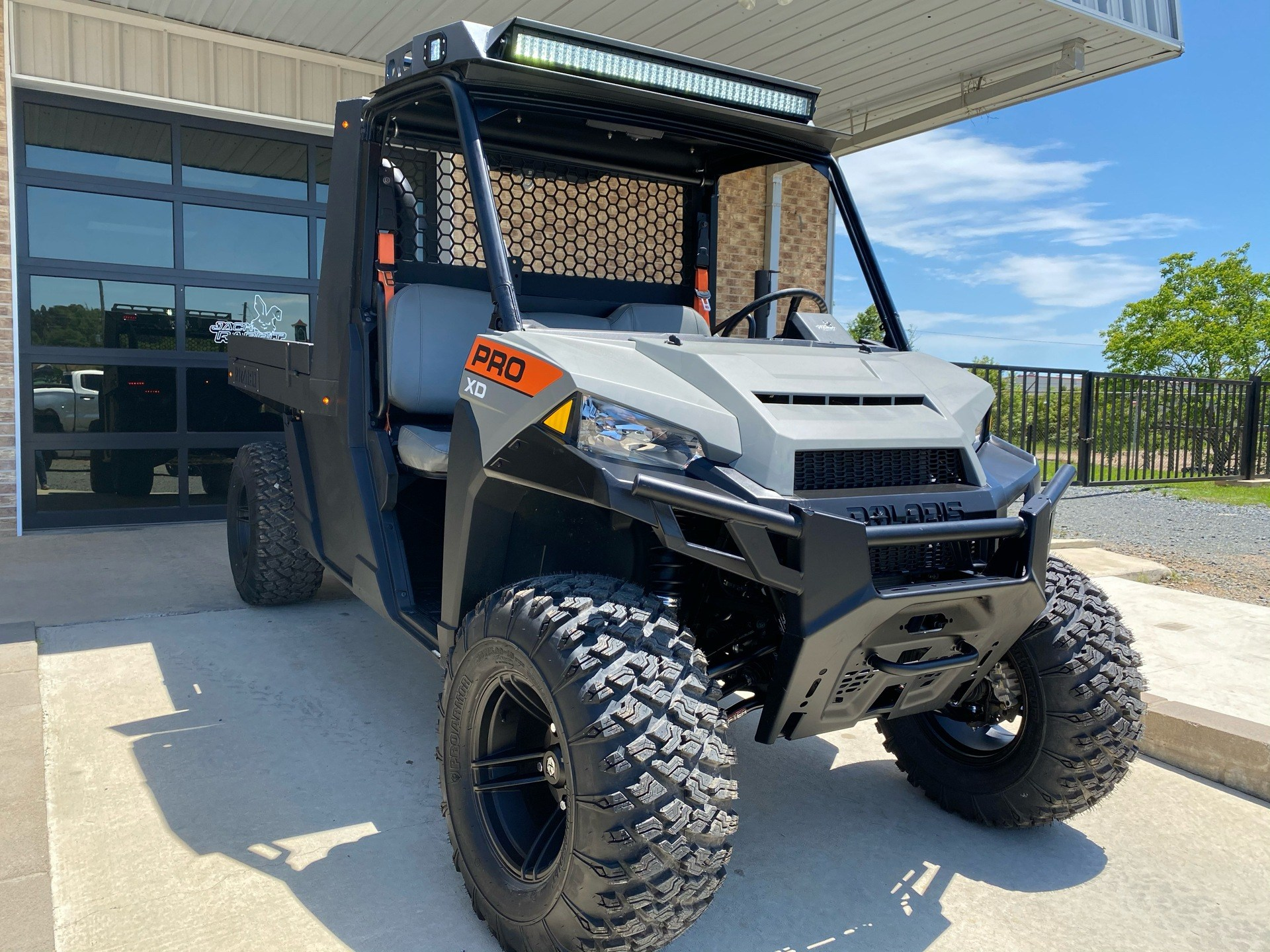 2019 Pro XD PRO XD 4000D AWD in Marshall, Texas - Photo 15